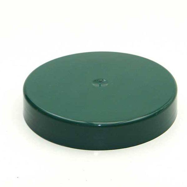 110mm Plain Cap with Induction Heat Seal