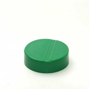 63mm-Shaker-Cap-green-closed