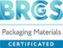BRC Packaging Cetificated Logo
